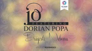 """Artwork: Jo Feat. Dorian Popa, """"Dragoste Nebună"""""""