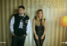 "Coverfoto JerryCo feat Adda, ""Absent Nemotivat"""
