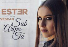 "Artwork Ester feat. Vescan, ""Sub Aripa Ta"""