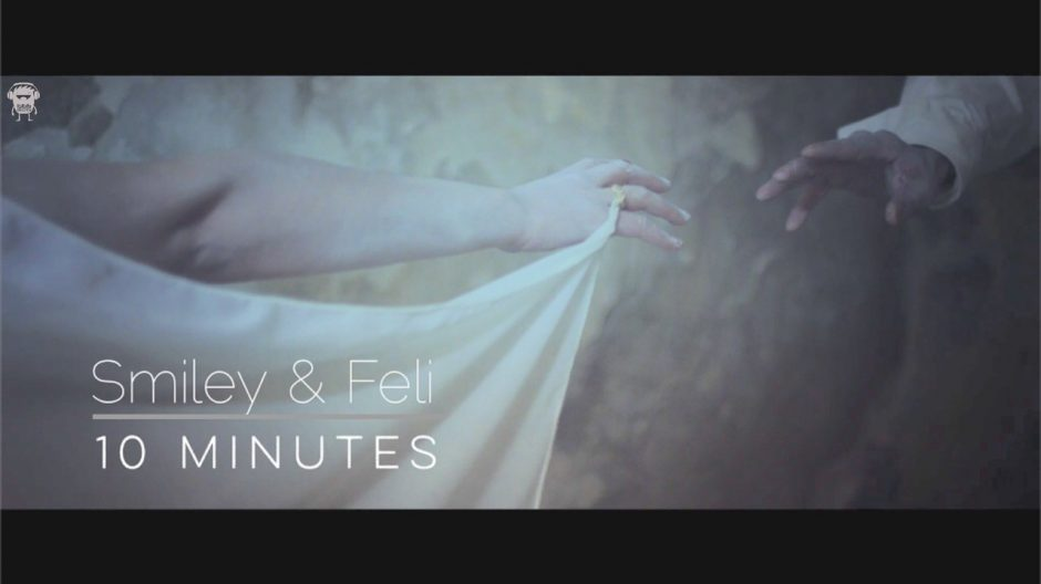 "Artwork Smiley & Feli, ""10 Minutes"" #maimusic"