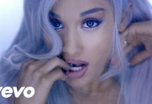 """Ariana Grande, """"Focus"""" (coverfoto)"""