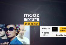 """Top16 Mooz Dance, ediția 25: Imany vs Filatov & Karas, """"Don't Be So Shy"""""""