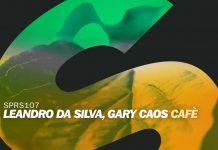 """Leandro Da Silva, Gary Caos, """"Cafè"""" (artwork)"""