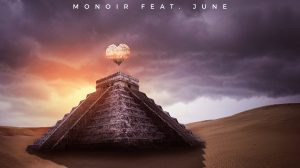 "Monoir feat. June, ""We Had Love"" (artwork)"