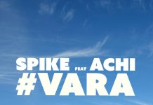 "Spike Feat. Achi, ""Vara"" (artwork)"