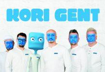 "Voltaj, ""Kori Gent"" (cover foto)"
