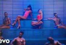 "Ariana Grande feat. Nicki Minaj, ""Side To Side"""
