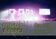 MoozDance - noutăți în ianuarie 2017