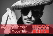Piese noi la MoozHits - ianuarie 2017
