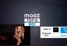 "Top16 Mooz Ro, ediția 15: Nicoleta Nucă, ""Liniștea"""