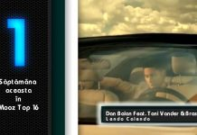 locul 1: Dan Balan Feat. Tani Vander & Brassco, Lendo Calendo