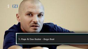 Mooz Top16 Editia 46 locul 1 Puya Don Baxter Baga Bani 12-10-2013