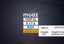 Top16 Mooz, anunț de vot pentru ediția 26